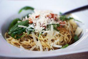 Spaghetti rustica